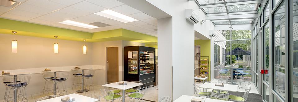 Center For Technology Innovation Office Renovation & Modernization | Houston,  TX | Energy Architecture