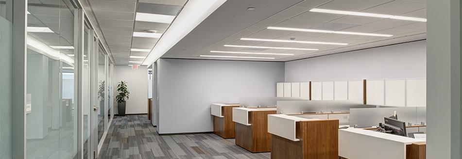 Confidential Client Office Renovation | Houston, TX | Energy Architecture